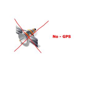 Kein GPS