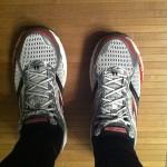 Die Geister an meinen Füßen
