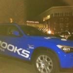 Schöner Lauf mit der Brooks Family